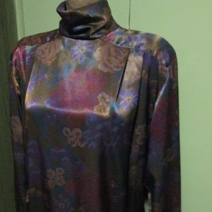 SUNNY LEIGH  SATION TOP BLOUSE SIZE 10